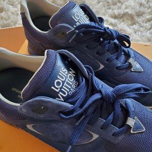 Mens Louis Vuitton Runners sz 8